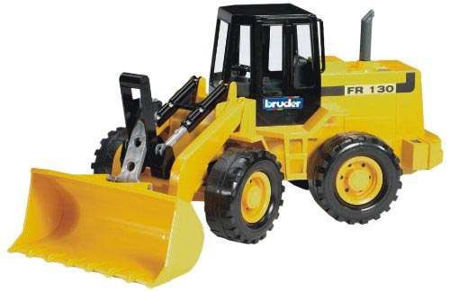 Bruder #02425 Articulated Road Loader -New-Factory Sealed!