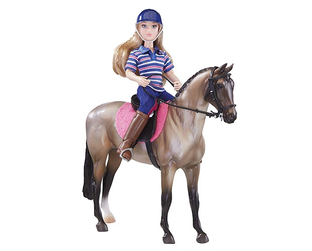 Breyer Classics Collection #61114 English Horse and Rider - Brand New in Stock!