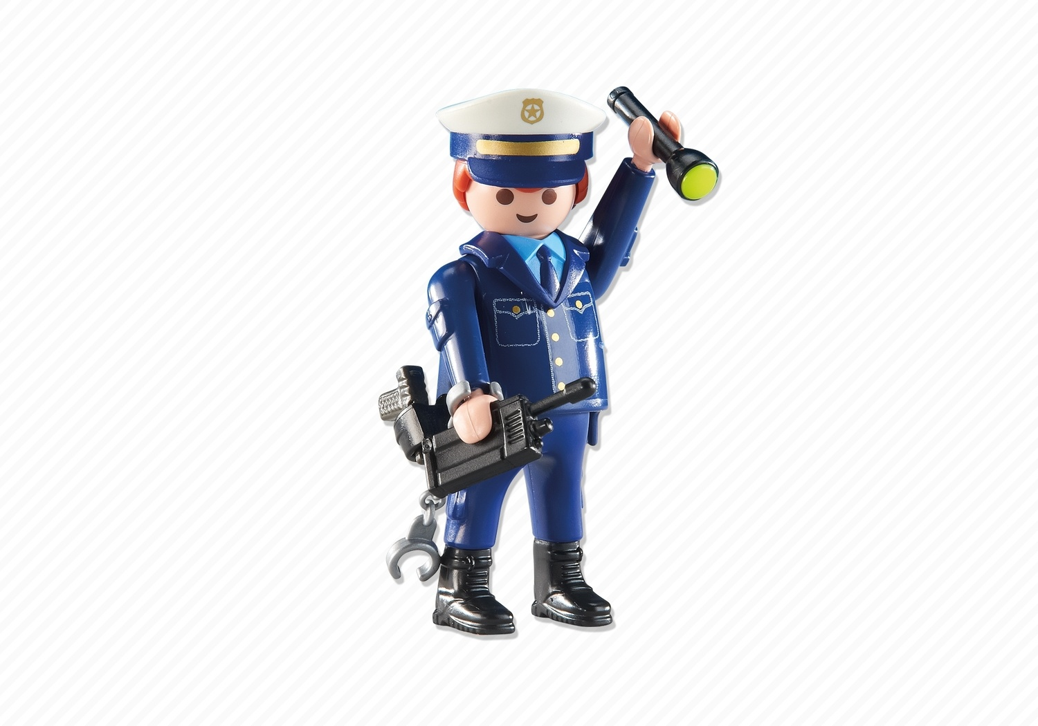 Playmobil Add On #6502 Police Chief - New Factory Sealed
