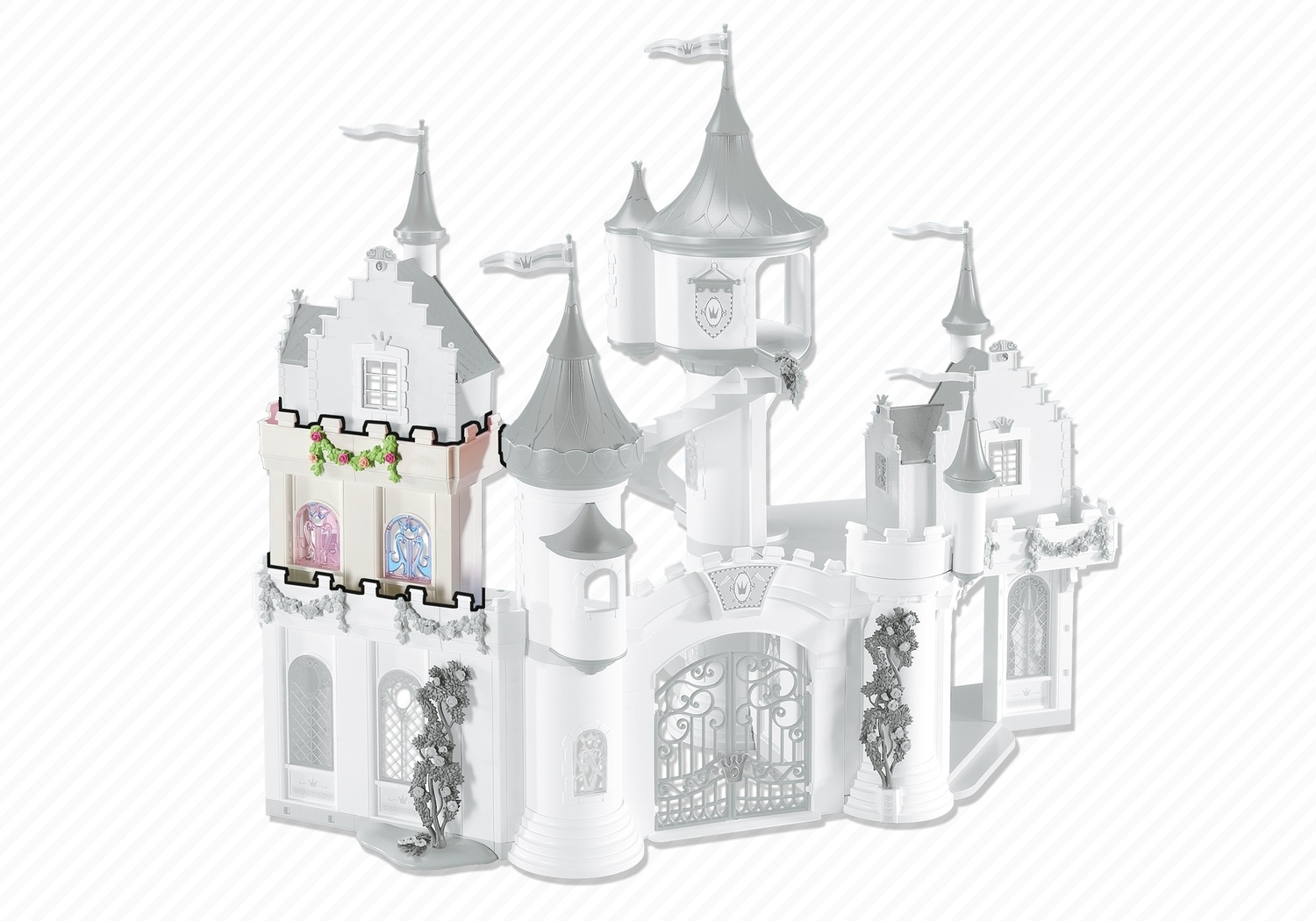 Playmobil Add On #6518 Story Extension for the Grand Princess Castle - New Factory Sealed