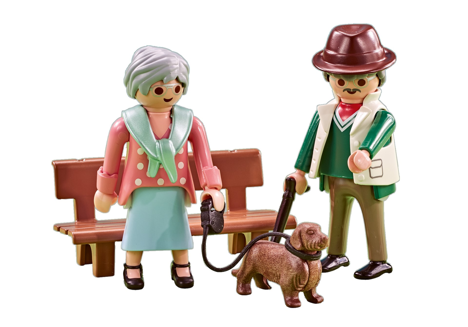 Playmobil Add On #6549 Grandparents - New Factory Sealed