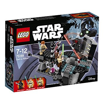 LEGO STAR WARS #75169 Duel on Naboo - New Factory Sealed