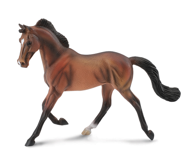 BREYER CORRAL PALS BAY THOROUGHBRED MARE #88477