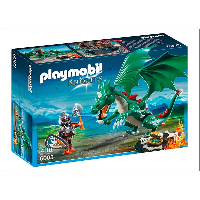 Playmobil #6003 Great Dragon - New Factory Sealed