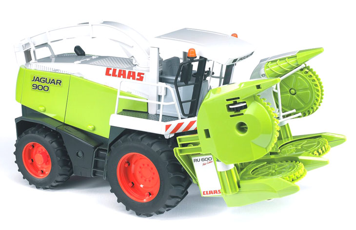 Bruder #02131 Claas Jaguar 900 Field Chopper! -New-Factory Sealed #2131