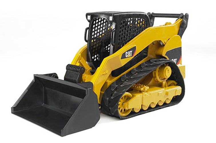 Bruder #02137 CATERPILLAR Multi-Terrain Loader! -New-Factory Sealed #2137
