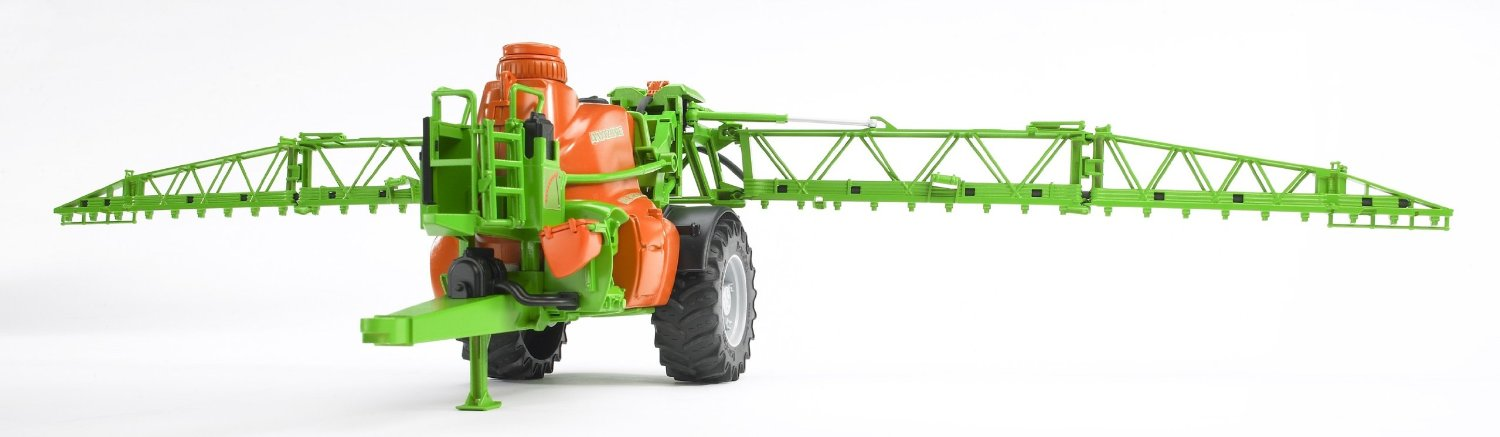 Bruder #02207 Amazone UX 5200 Trailed Field Sprayer - New Factory Sealed #2207