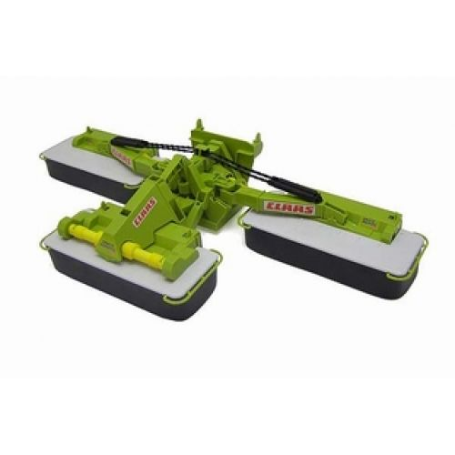 Bruder #02218 CLAAS Three Part Mower Disco 8550 C Plus - New Factory Sealed #2218 - Click Image to Close