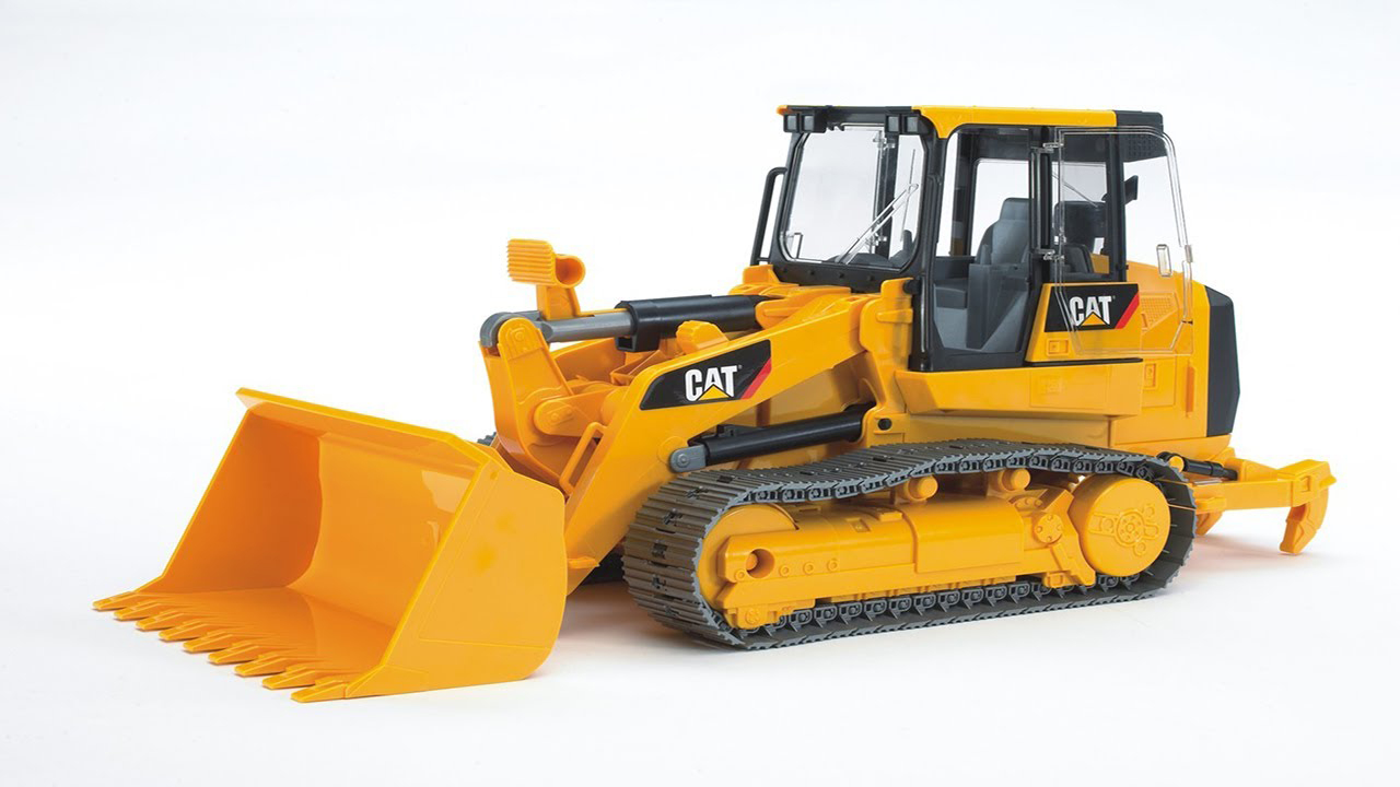 Bruder #02448 Caterpillar Track Loader -New-Factory Sealed! #2448