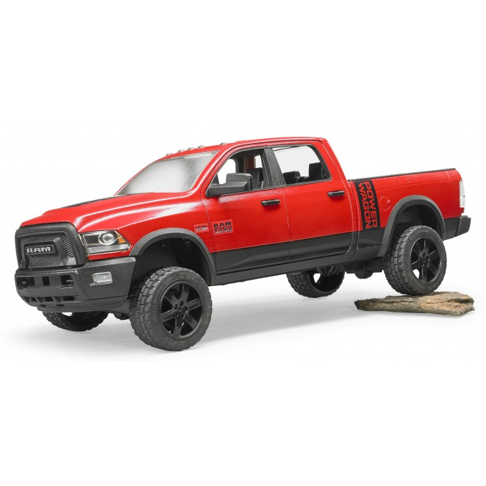 Bruder #02500 Dodge RAM 2500 Power Wagon Pickup #2500 - New Factory Sealed