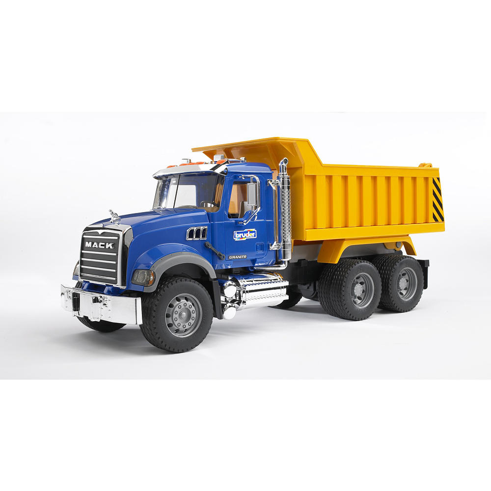 Bruder #02815 MACK Granite Dump Truck! NEW! #2815