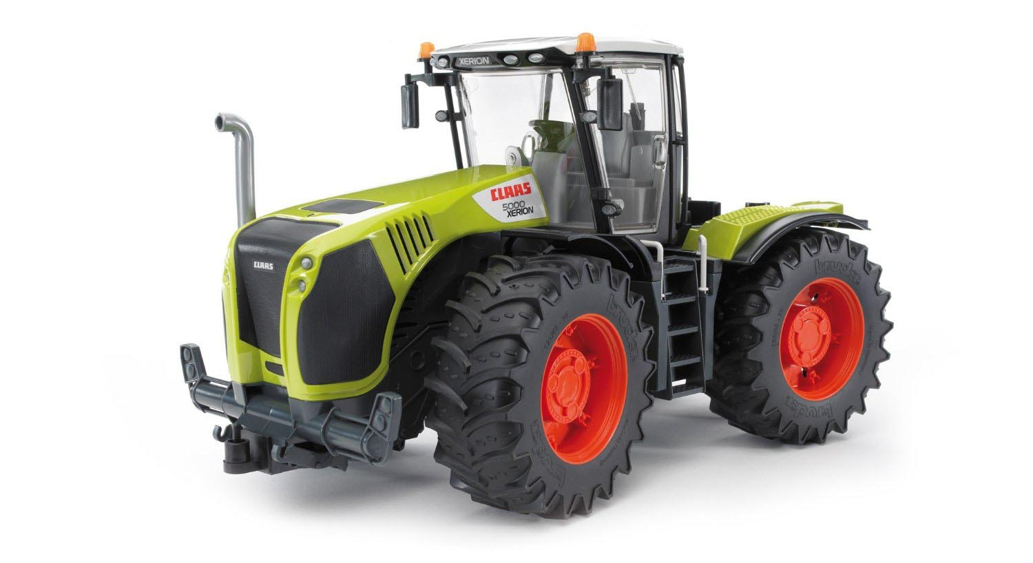 Bruder #03015 Claas Xerion 5000 -New-Factory Sealed! #3015