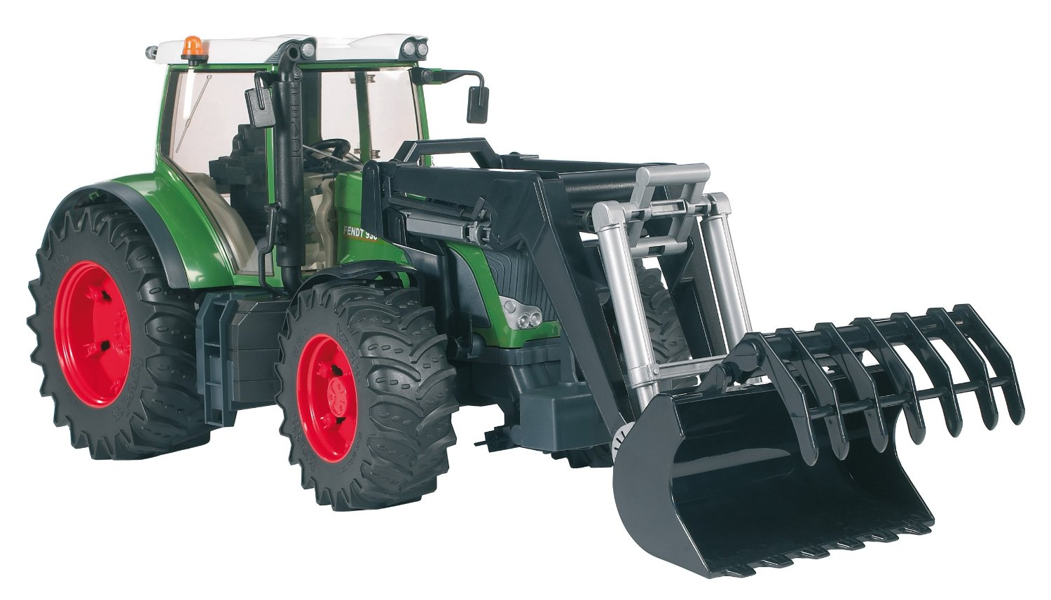 Bruder #03041 Fendt 936 Vario Tractor with Front Loader! NEW! #3041