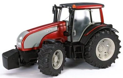 Bruder #03070 Valtra T 191 Tractor - New Factory Sealed #3070