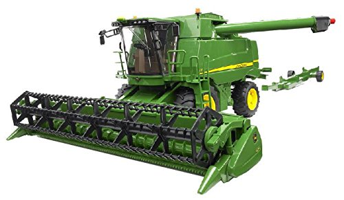 Bruder #09804 John Deere Combine Harvester T670I - New Factory Sealed #9804