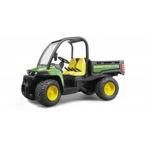 Bruder #09813 John Deere Gator XUV 855D -New-Factory Sealed! #9813