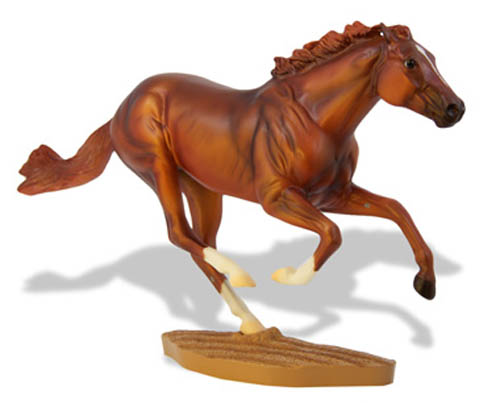 Breyer Horse Traditional Series #1345 Secretariat-1973 Triple Crown Champion! -New-Factory Sealed [B1345]