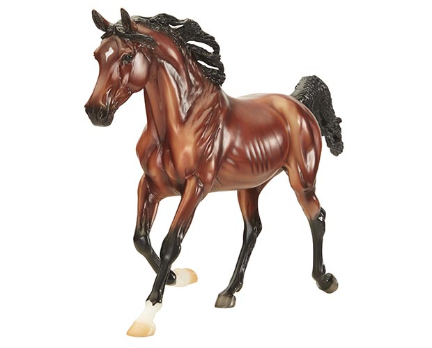 "Breyer Traditional Horse #1797 LV Integrity - ""Ritz"" - Arabian Endurance Champ - New Factory Sealed"