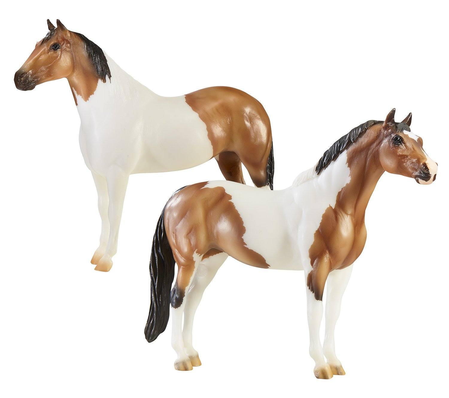 "Breyer Traditional Horse #1822 The ""Gangsters"" Tony Da Pony & Bugsy Maloney - New"