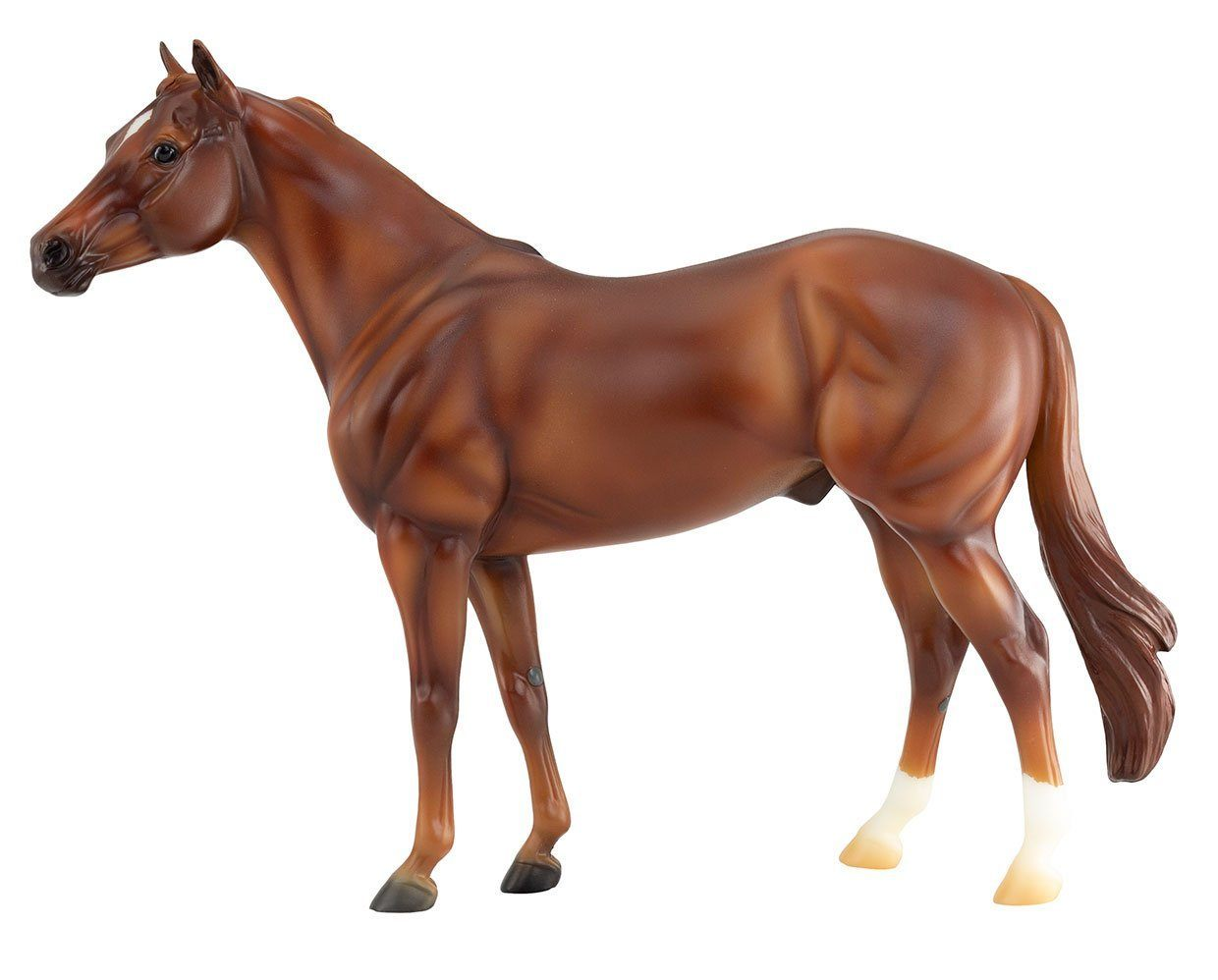Breyer Traditional #1824 The Ideal Series - American Quarter Horse - New Factory Sealed