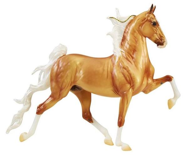 BREYER Traditional Horse #1825 Saddlebreed 70th Anniversary NEW!