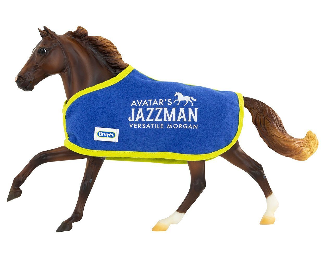 Breyer Traditional Horse #1826 Avatar's Jazzman - New Factory Sealed