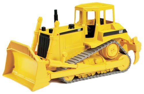 Bruder #02424 CATERPILLAR Bulldozer! -New-Factory Sealed! #2424 - Click Image to Close