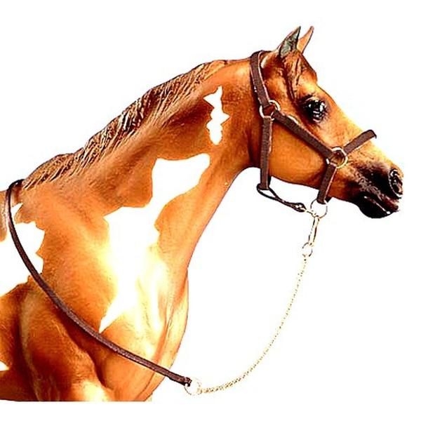 Breyer Traditional Series #2456 Halter with Lead! -New-Factory Sealed