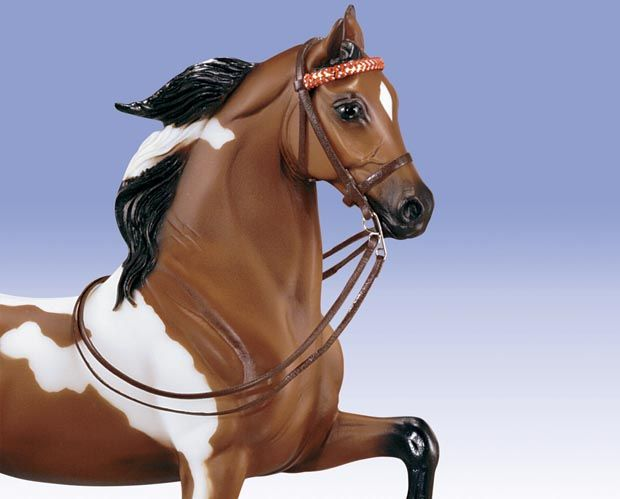 Breyer Traditional Series #2459 English Show Bridle! (Horse Sold Separately) -New-Factory Sealed
