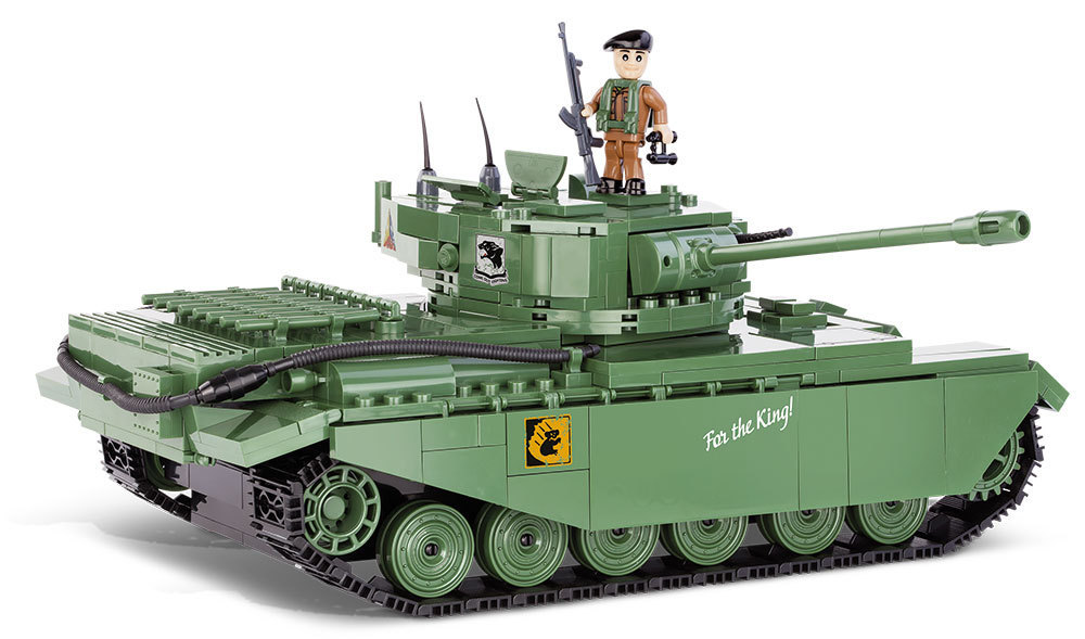 COBI TOYS #3010 Centurion Building Toy Model Tank