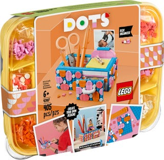 LEGO #41907 DOTs! Desk Organizer- New! Factory Sealed!