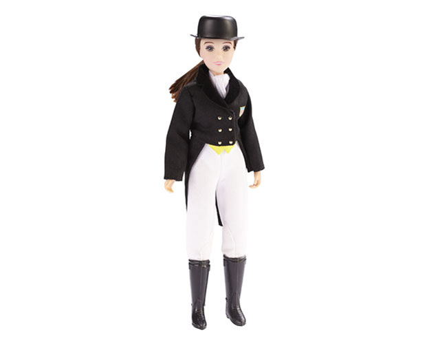Breyer Traditional Series #526 Megan Dressage Rider! -New-Factory Sealed