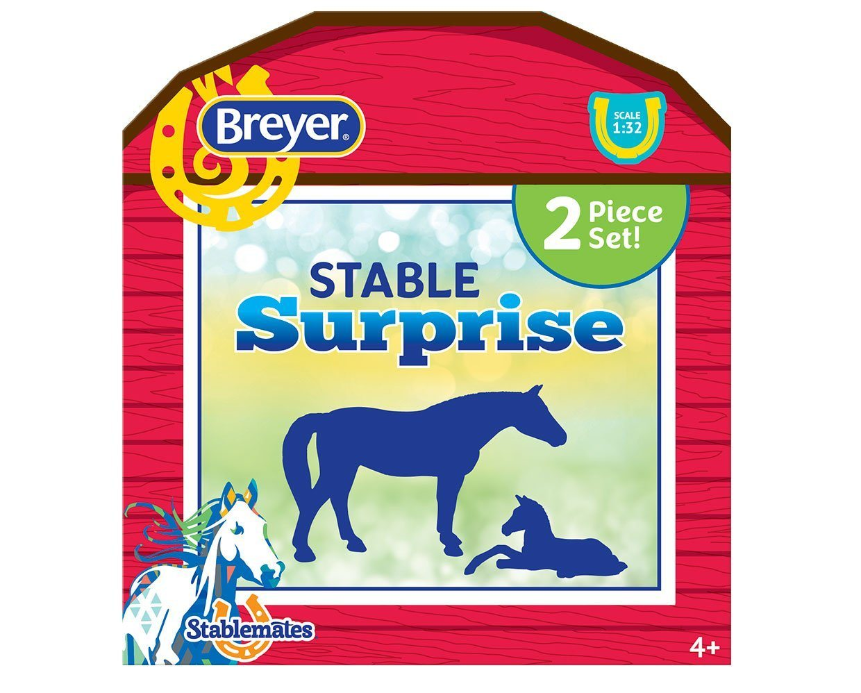 Breyer #6049 Stable Surprise - New Factory Sealed