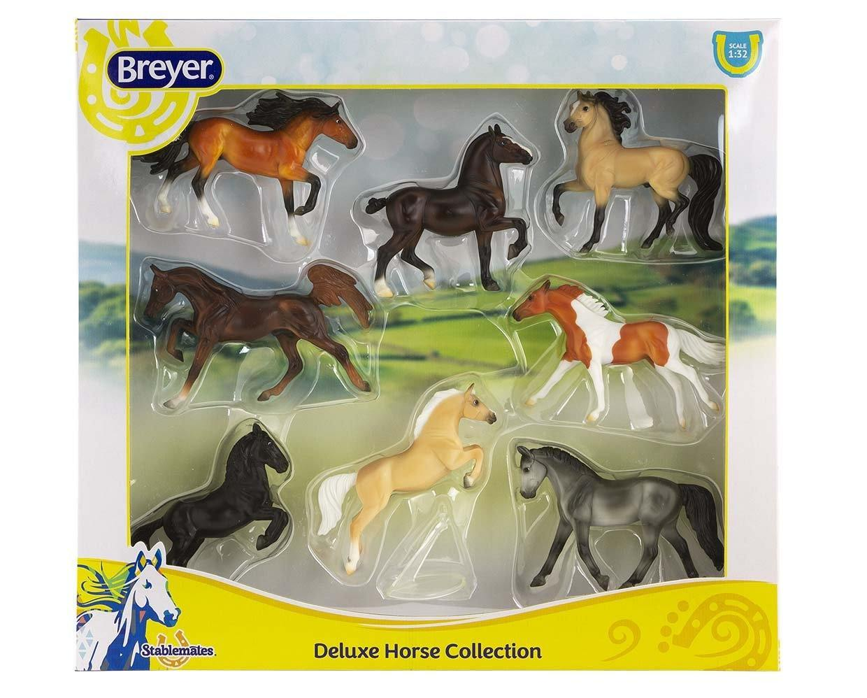 Breyer #6058 Deluxe Horse Collection - New Factory Sealed