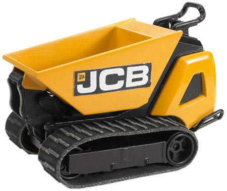 Bruder #62005 JCB Dumper HTD-5 -New-Factory Sealed!