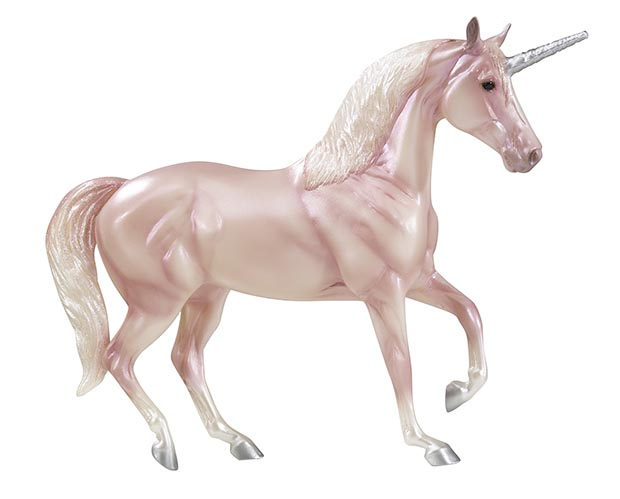 Breyer Classics Collection #62059 Aurora the Unicorn - New Factory Sealed - Click Image to Close