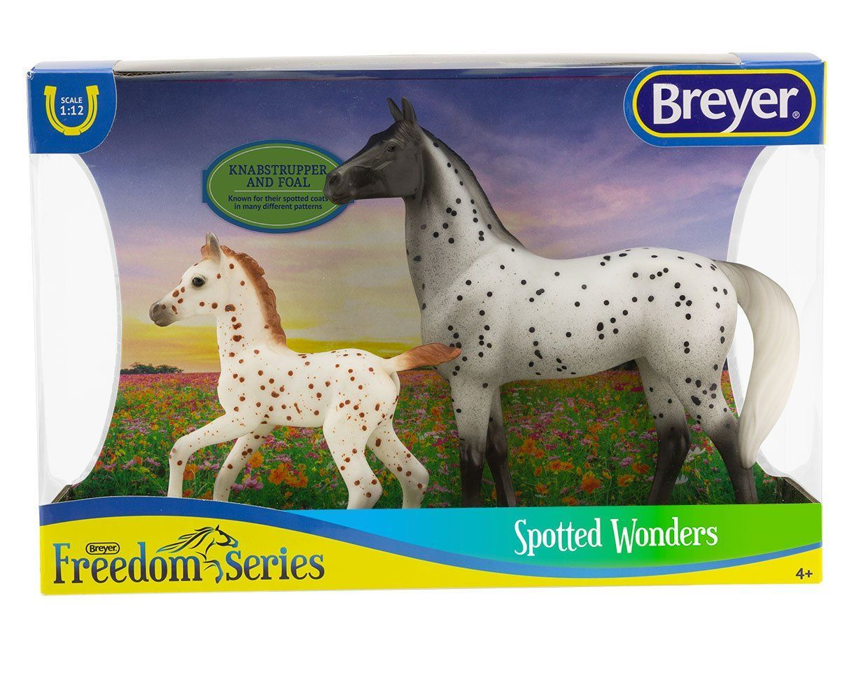 Breyer Classics #62207 Spotted Wonders Horse - New Factory Sealed