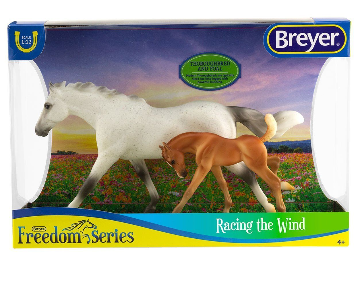 Breyer Classics #62208 Racing the Wind Horse - New Factory Sealed