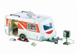Playmobil Add On #6513 Caravan - New Factory Sealed