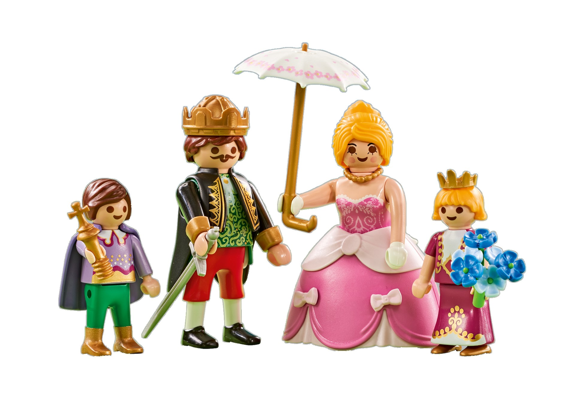 Playmobil Add On #6562 Royal Family - New Factory Sealed