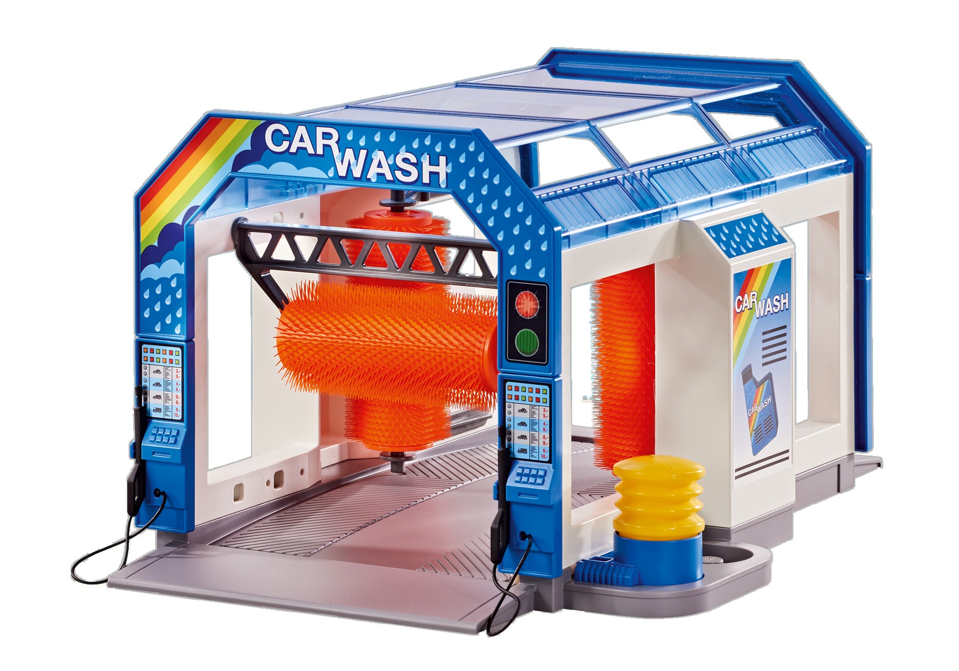 Playmobil Add On #6571 Car Wash - New Factory Sealed