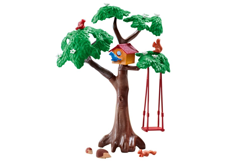 Playmobil Add On #6575 Tree Swing - New Factory Sealed