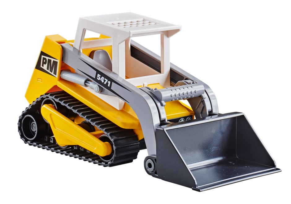 Playmobil Add On #6599 Compact Bulldozer - New Factory Sealed