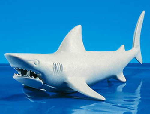 Playmobil Add On #7006 SHARK! - Floats! NEW!