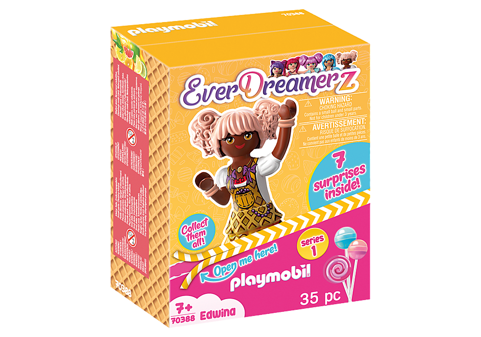 PLAYMOBIL #70388 EverDreamerz Edwina NEW!