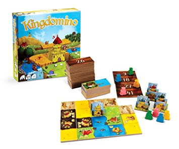KingDomino by Blue Orange Games - Brand New Factory Sealed
