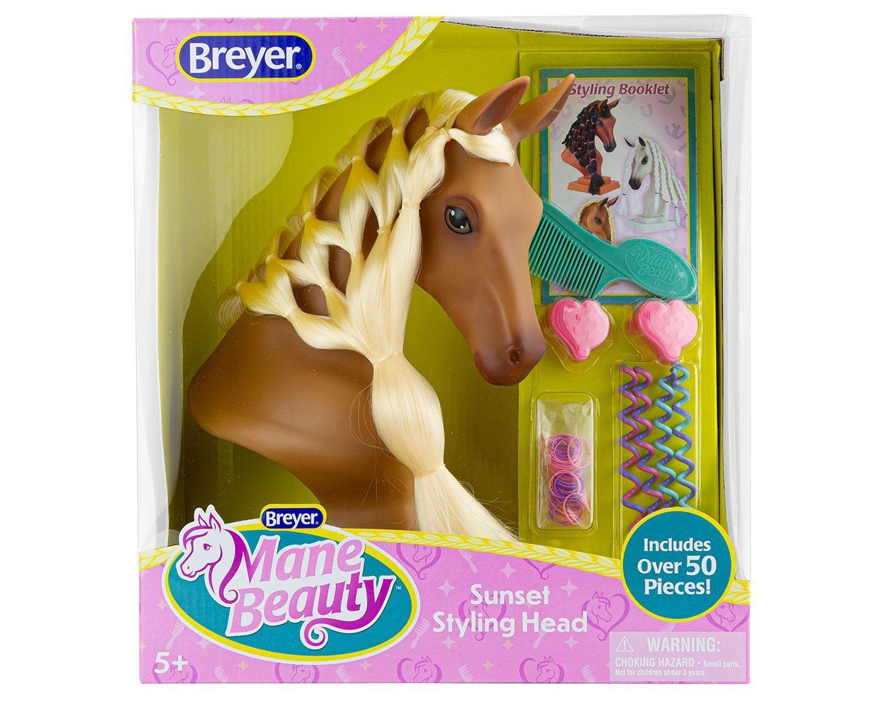 BREYER Horses #7402 Sunset Styling Head NEW!