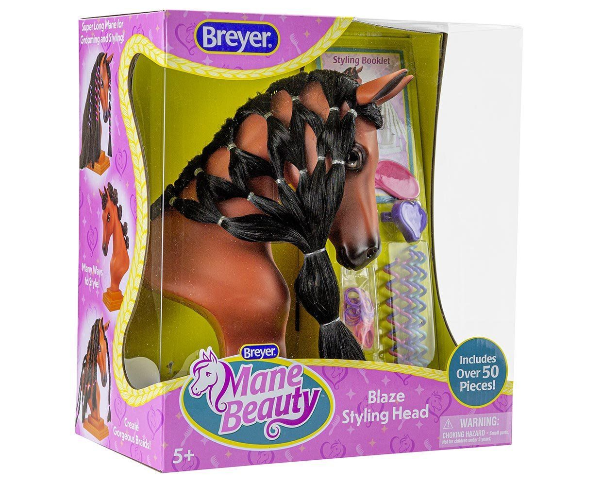 BREYER Horses #7403 Blaze Styling Head NEW!