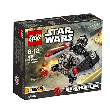 LEGO STAR WARS #75161 TIE Striker Microfighter - New Factory Sealed