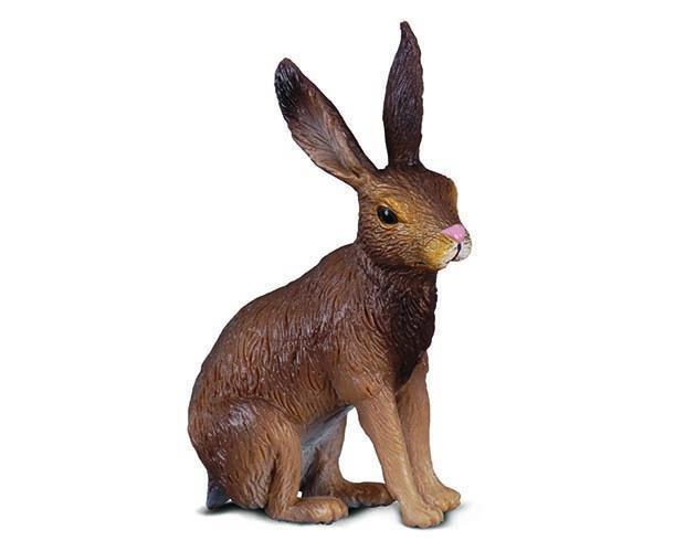 BREYER CORRAL PALS BROWN HARE #88012